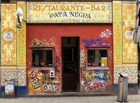 tapas restaurant quot pata negra quot amsterdam