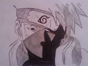 Kakashi Drawing by DeanTaichou on DeviantArt