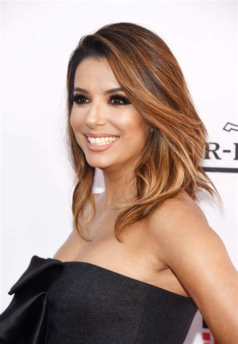 The Gallery For > Eva Longoria Red Hair Color