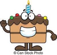 Gateau Anniversaire Dessin Animé : g teau grand anniversaire dessin anim illustration grand anniversaire vecteur ~ Melissatoandfro.com Idées de Décoration