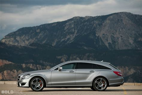 2019 Mercedes Benz Cls63 Amg Shooting Brake  Car Photos