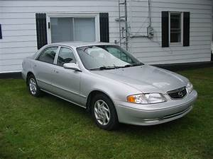 2000 Mazda 626 - Overview