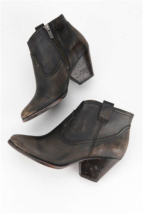 Stone Boat Outfitters by Frye Reina Stone Wash Ankle Boot Shoes Shoes Shoes