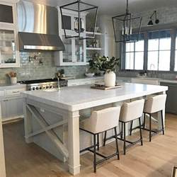 beautiful kitchens with islands best 25 kitchen island stools ideas on island stools beautiful kitchen and bar chairs