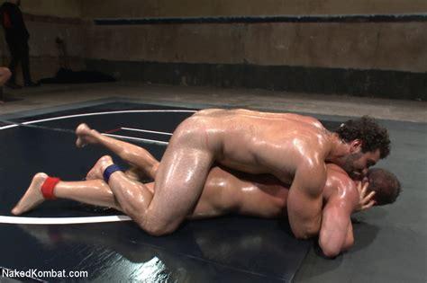 Jaxton Wheeler And Joey Carter At Naked Kombat Gaydemon