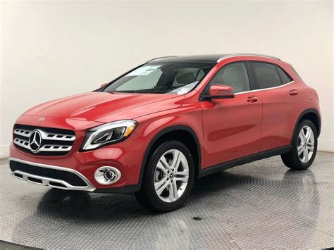 Thankfully, there are some pretty cool ones available. 2020 New Mercedes-Benz GLA GLA 250 4MATIC SUV at Tysons ...