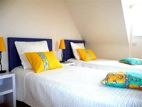 chambre 2 gar ns appartements location vacances tregastel vue mer