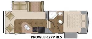prowler travel trailer floor plans prowler floor plans