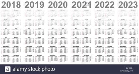 calendar simple vector calendar stock calendar