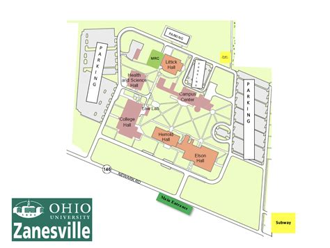 visiting ohio university zanesville campus