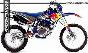Yamaha Wr250f Wr450f Yz250f Yz450f 2003 2005 2006 Maxcross