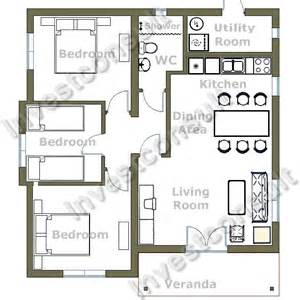 Bedroom House Plans by Two Bedroom House Plans Beautiful Pictures Photos Of
