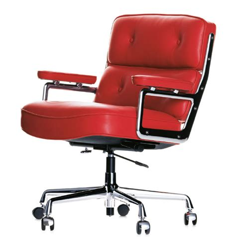chaise de bureau eames office armchair contemporary leather charles amp