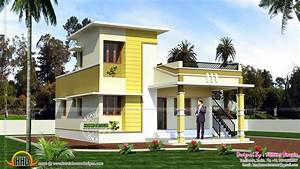 Single storied Tamilnadu home - Kerala home design and