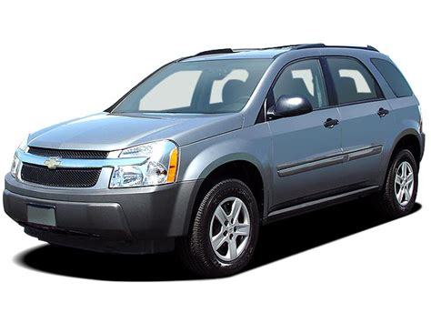 2006 Chevrolet Equinox Reviews And Rating  Motor Trend