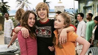 Hannah Montana Cody Linley Jake Miley Ryan