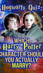 Hogwarts Quiz: Which Harry Potter Character Should You ...