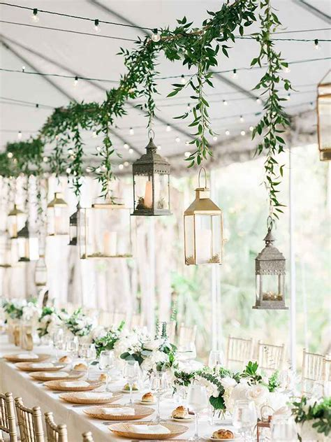 easy to make decorations for wedding 20 easy ways to decorate your wedding reception