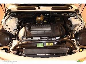 2004 Mini Cooper S Hardtop Engine Photos