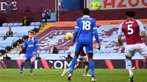 Aston Villa vs. Brighton & Hove Albion - Football Match ...