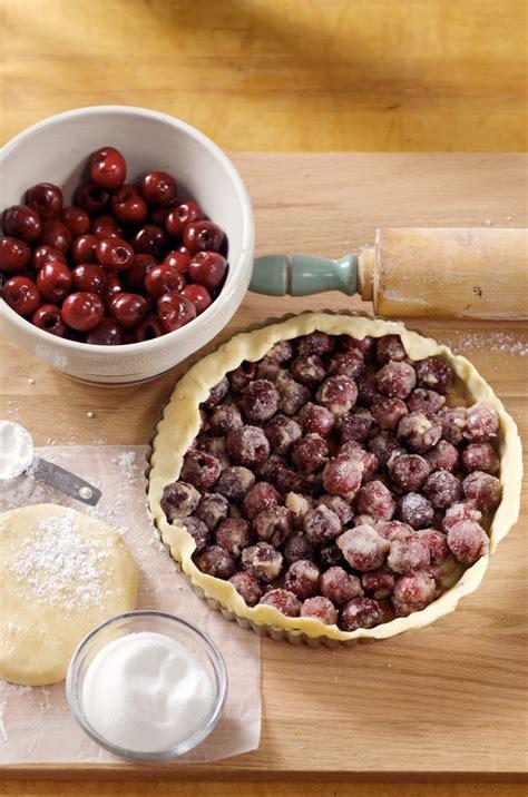 fresh cherry tart recipe relish