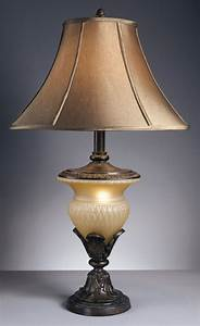 Night, Light, Table, Lamps
