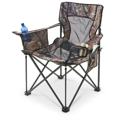 alps mountaineering chair king kong alps 174 king kong chair realtree 174 camo 170828 chairs at