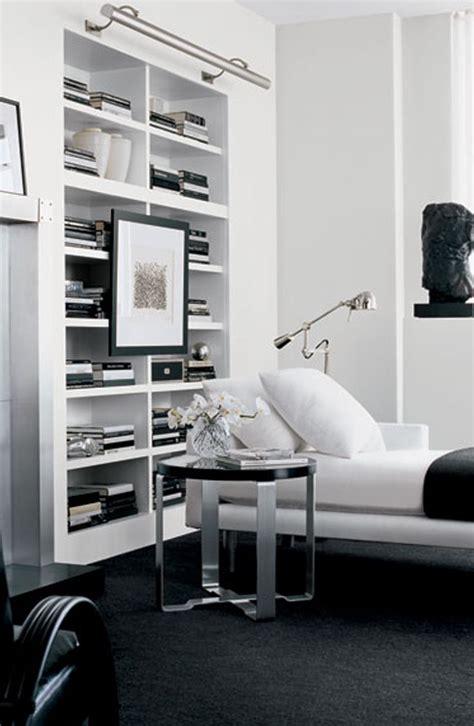 ralph lauren home pairs minimalist decor   sleek