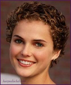 5 Short Haircuts For Curly Hair And Round Faces