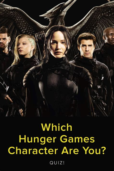 best 25 hunger games quiz ideas on pinterest hanging