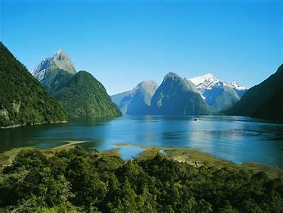 Milford Sound Zealand Cruise Fly Nature Tours
