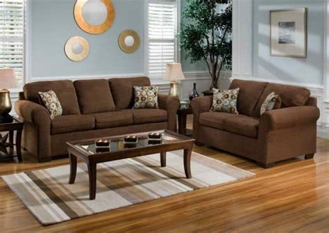 paint color goes best with brown furniture wearefound home design