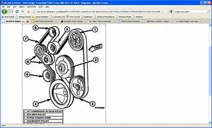 Serpentine Belt Routing Diagram  Need A Serpentine Belt Routing