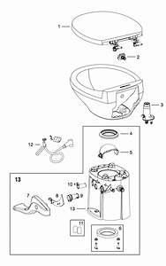 Rv Toilets And Accessories