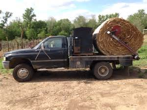Used Deweze Bale Beds For Sale by 95 Dodge 3500 With Deweze Bale Bed Nex Tech Classifieds