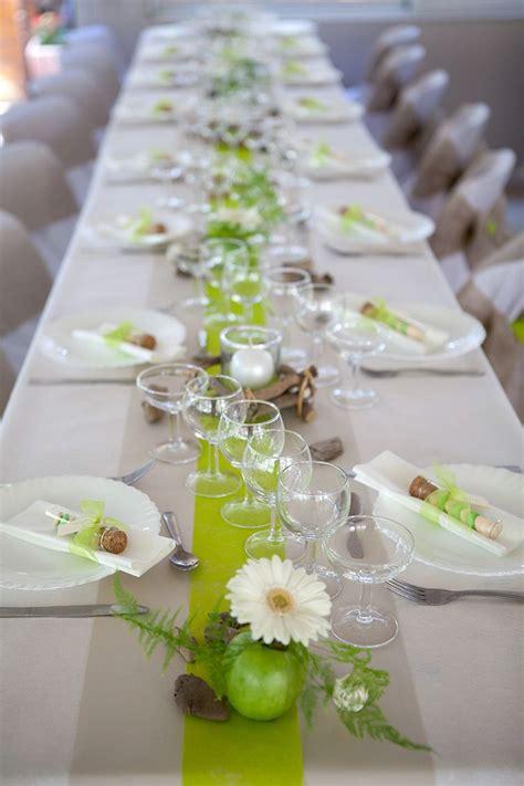 idees de chemin de table mariage chemin de table