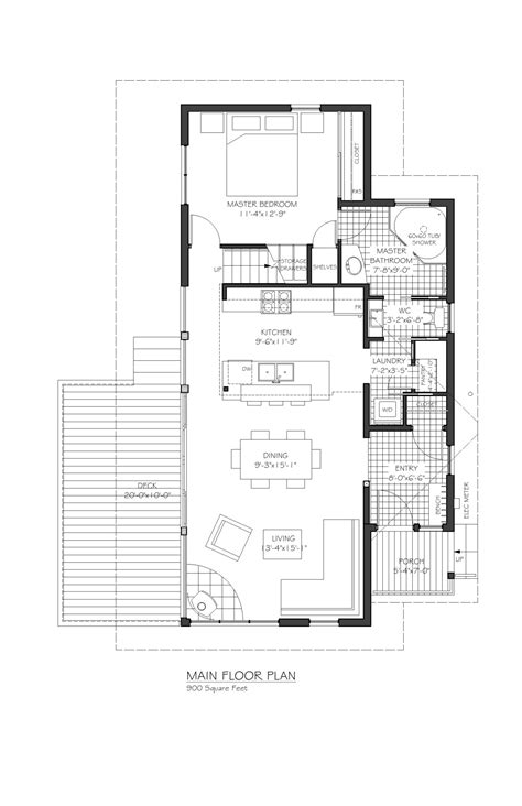 Equinox Deck Plan 2015 by The Equinox Gower Design