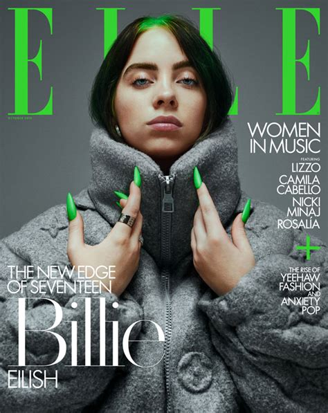 lizzo billie eilish camila cabello cover elles women   issue tom lorenzo
