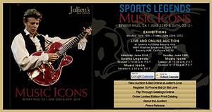 Julien's Auctions 'Sports Legends & Music Icons' Catalog ...