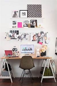 Desk ideas tumblr for Creative of decoration ideas for office desk
