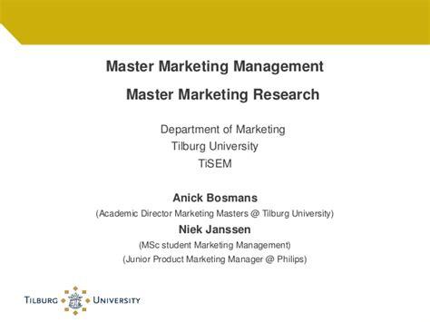 master marketing marketing masters