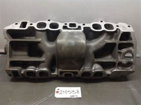 buy gm chevy 427 tall deck engine intake manifold 354453