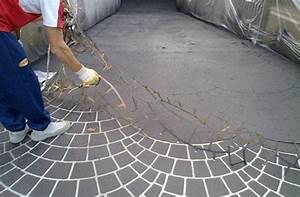 Il pavimento in cemento stampato per interni Pagina 2 di 3