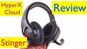 Headset Gaming Test : hyperx cloud stinger gaming headset review and mic test ~ Kayakingforconservation.com Haus und Dekorationen
