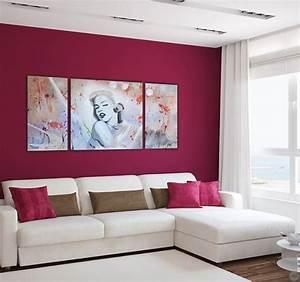 Grand Tableau Blanc : tableau peinture blanc maison design ~ Teatrodelosmanantiales.com Idées de Décoration