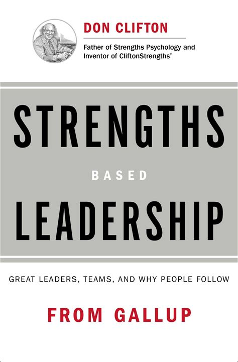 strengths based leadership book  tom rath gallup