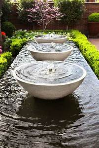 Outdoor, Fountains, And, Water, Features