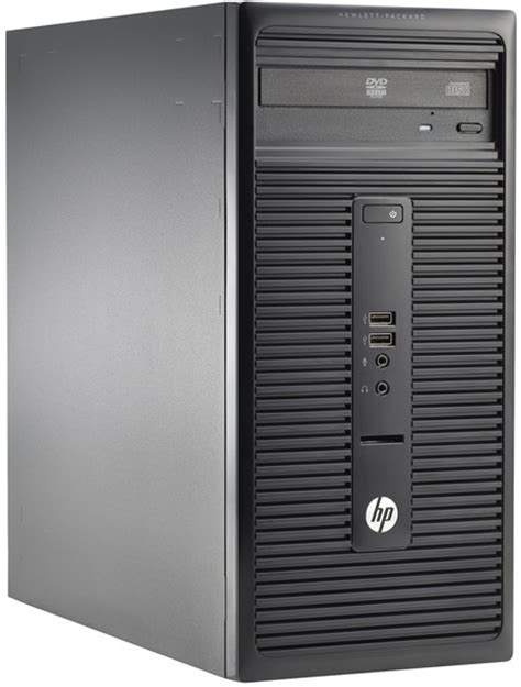 ordinateur de bureau windows 7 pro ordinateur de bureau hp prodesk 280