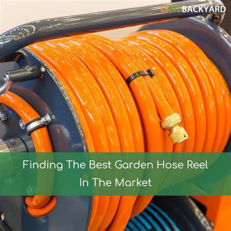The 5 Best Garden Hose Reels + Reviews & Ratings! (sep. 2018