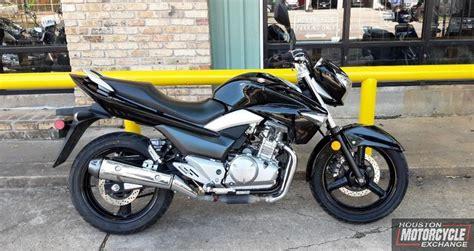Suzuki Motorcycles Houston by 2013 Suzuki Gw250 Used Standard Bike Streetbike Motorcycle